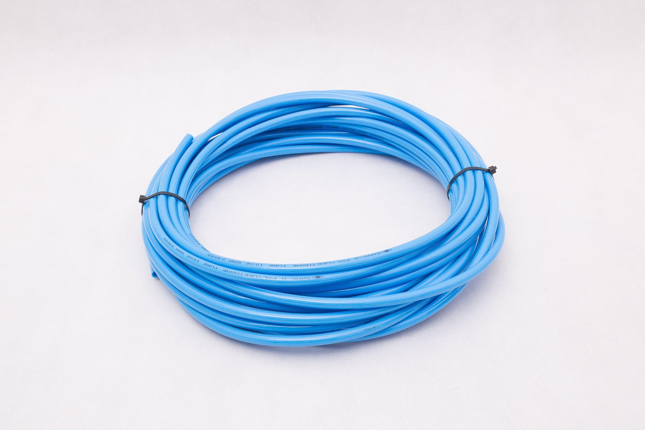 Przewód pneumatyczny fi-6 niebieski